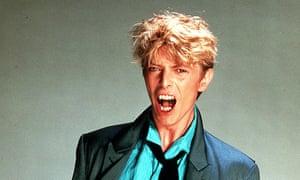 Let's Dance – David Bowie in 1983.