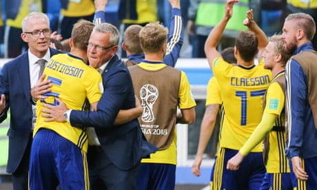 Janne Andersson says it is full steam ahead for Sweden now