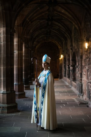 Bishop Libby Lane by Peter Kindersley