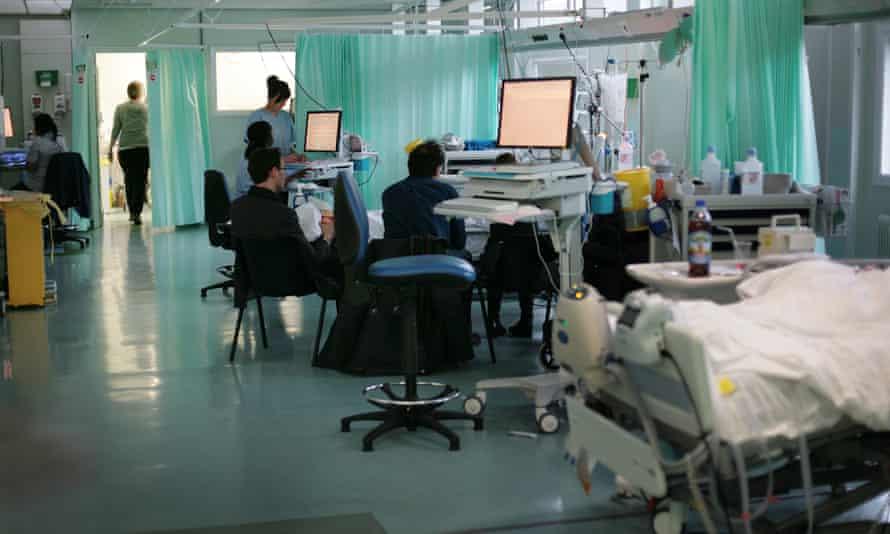 Royal Berkshire hospital ICU