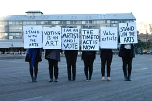 Arts workers join forces for National Day of Action for the Arts on 17 June.