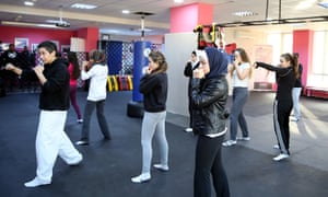 Jordan's first self-defence centre for women boosts fight