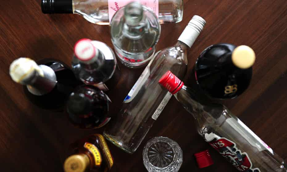 Alcohol is responsible for 10% of the burden of disease and death in the UK.