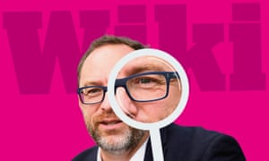 Wikipedia's co-founder Jimmy Wales: 'a kind of benevolent dictator and an arbiter of last resort'