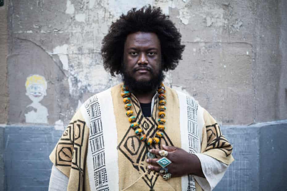 Kamasi Washington photographed in Paris last month