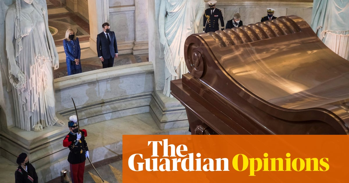 Let's be honest – every national hero is tainted by the values of our time