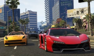 Mirror, signal, commit violent crime. There's no excuse for bad road manners in Grand Theft Auto V