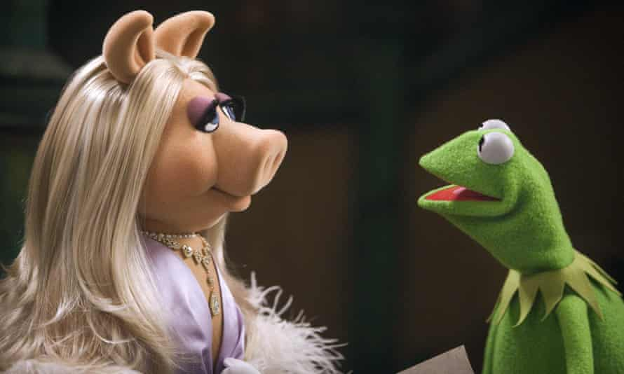 There have been calls for a Muppet version ... with Miss Piggy as Daisy and Kermit as Jay,