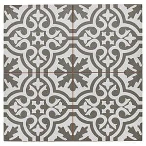 Berkeley charcoal tile, Topps Tiles, £13.68 per tile.