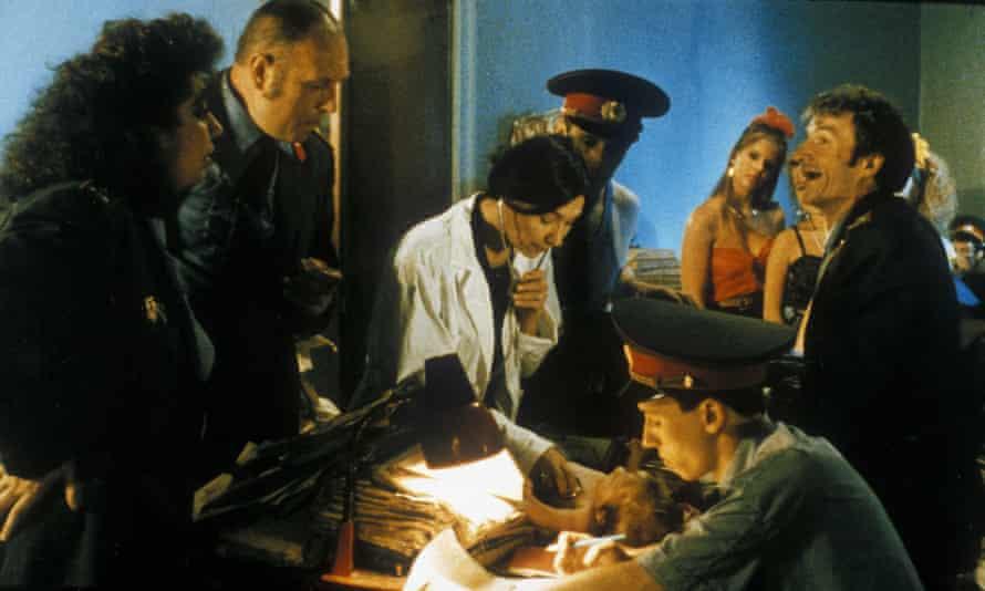 The Sentimental Policeman, directed by Kira Muratova, 1992.