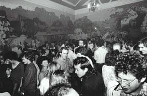 1981-07-Opening night at KX
