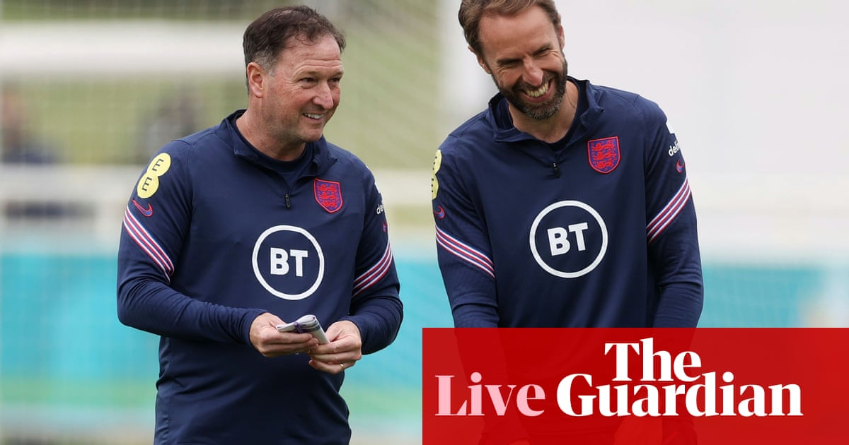 Euro 2020: latest news and reaction to England's win over Germany – live!