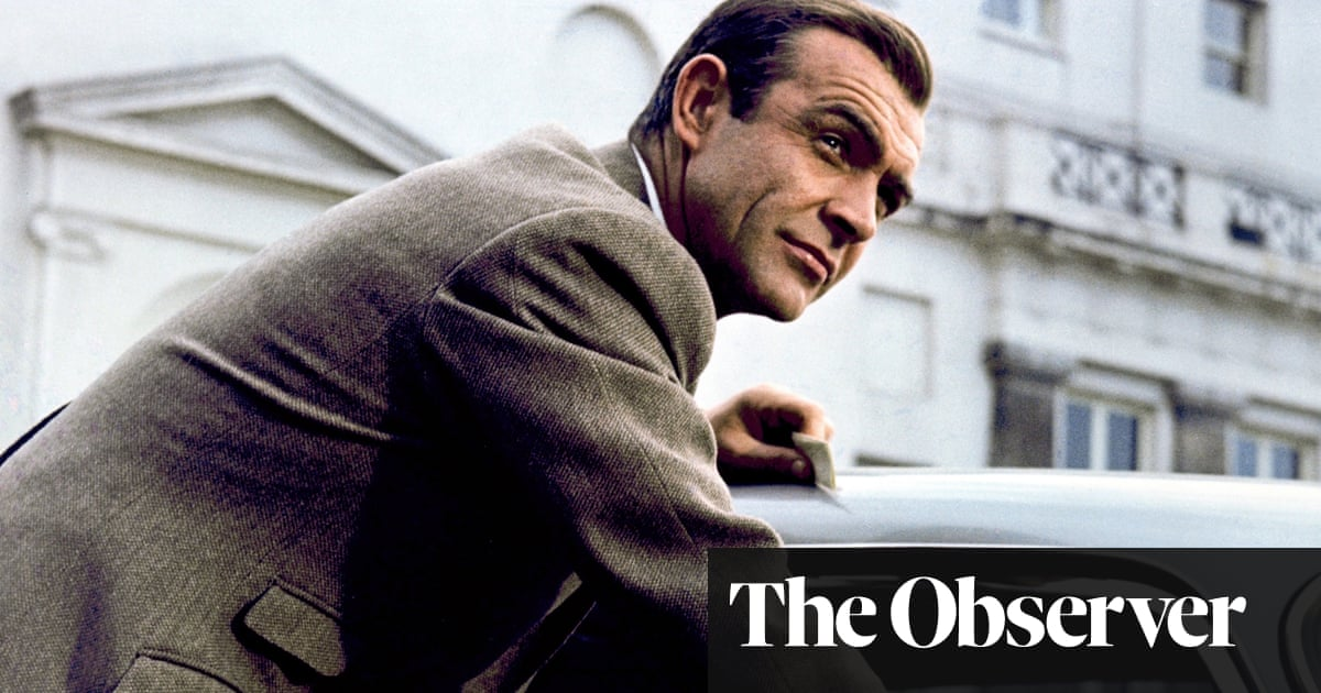Sean Connery remembered by Jackie Stewart
