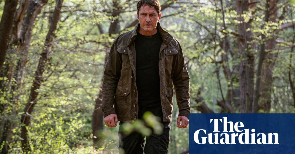 Angel Has Fallen: is Gerard Butler Hollywoods weirdest action hero?