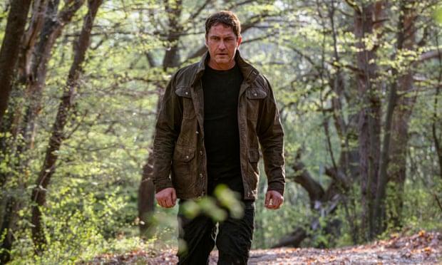 Angel Has Fallen: is Gerard Butler Hollywood's weirdest action hero?