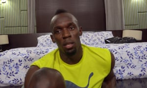 Usain Bolt in I Am Bolt.