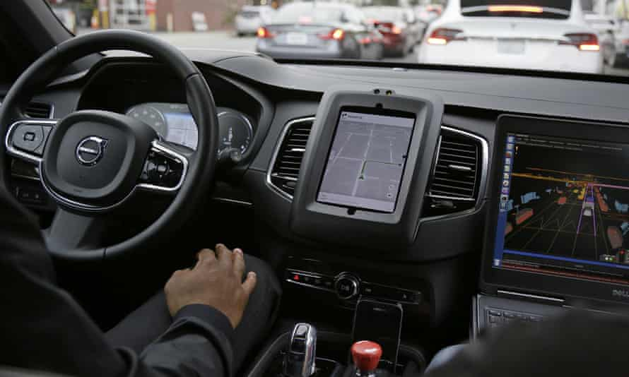 Uber's test run of self-driving cars on the roads of San Francisco has been deemed illegal by the state.