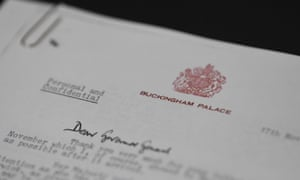 """""""These letters provide a snapshot of the distressed end of Kerr's term as governor general, of his deteriorating relationship with the palace, and of his dramatic turn against Malcolm Fraser."""""""