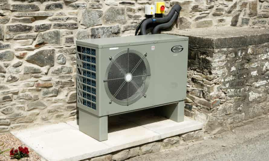 Heat pumps can cost thousands of pounds to install.