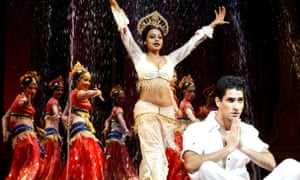 The musical Bombay Dreams