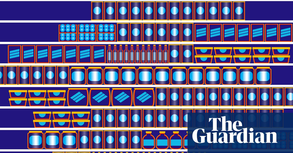 The Aldi Effect How One Discount Supermarket Transformed The Way Britain Shops Aldi The Guardian