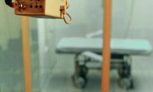 Arkansas executions: 'I was watching him breathe heavily and