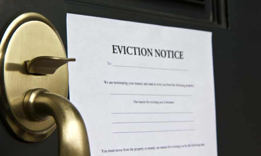 Changes that would allow evictions without court orders could lead to tenants 'doing very desperate things', says Richard Lambert of the National Landlords' Association.
