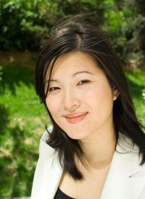 author Mei Fong