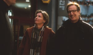 A still from Love Actually. 'In amongst the love, there's a fair bit of crappy behaviour'
