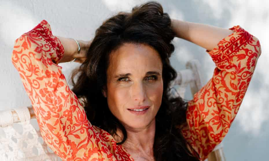 Andie MacDowell: 'A great leading role for a mature woman is hard to come by.'