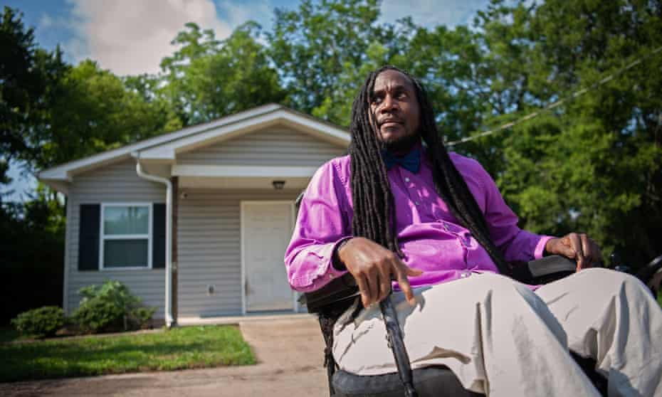 LeDanté Walker: 'They need to listen to people with disabilities. Ask. The. People.'