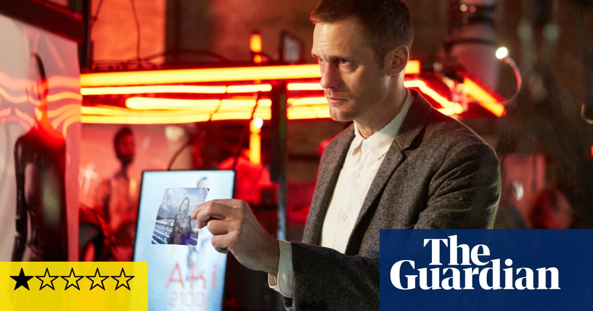 Mute review – Duncan Jones's sci-fi thriller is a Netflix disaster