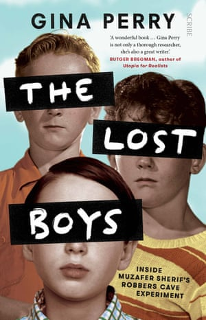 The Lost Boys by Gina Perry, out in Australia in April 2018 through Scribe.