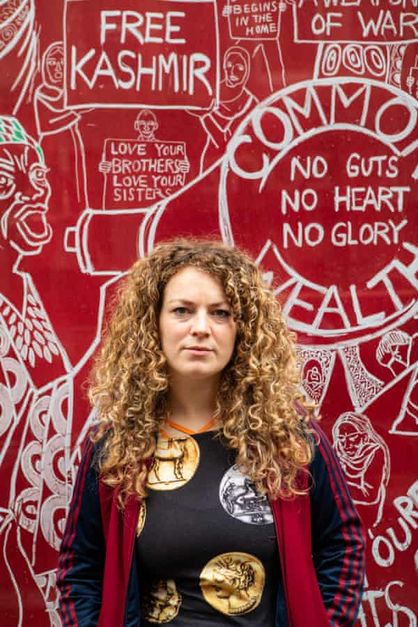 'Big-hearted, cheeky and razor-sharp: Common Wealth co-founder Evie Manning.