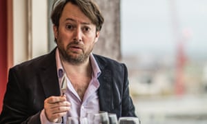 Which knife? Who cares? ... David Mitchell presents Behaving Ourselves