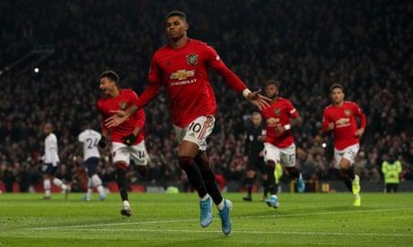 Manchester United v Tottenham, Leicester v Watford: Premier League – as it happened