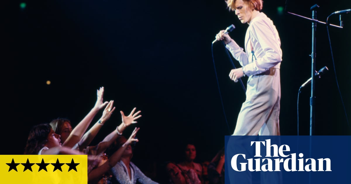 David Bowie: Who Can I Be Now? (1974-1976) review – an
