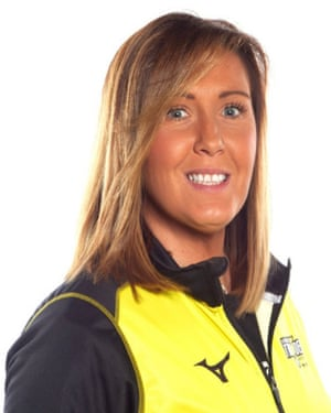 Karen Greig of Manchester Thunder.