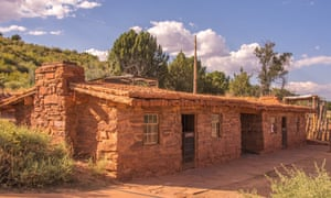 The East Cabin at Pipe Spring national monument, Arizona