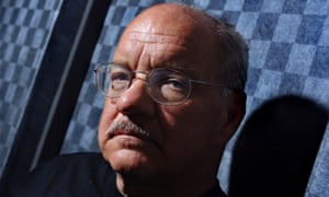 Not mellowing with age... director and writer Paul Schrader.
