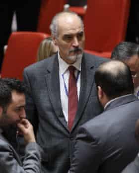 Bashar Jaafari.