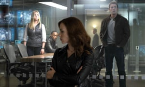Emily Vancap, Anthony Mackie, Scarlett Johansson and Chris Evans search for desire and emotion
