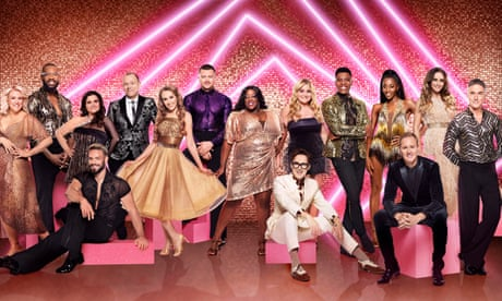 Strictly Come Dancing 2021 launch show – live