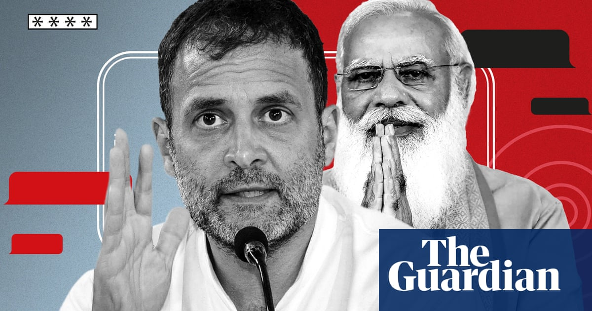 Key Modi rival Rahul Gandhi among potential Indian targets of NSO client