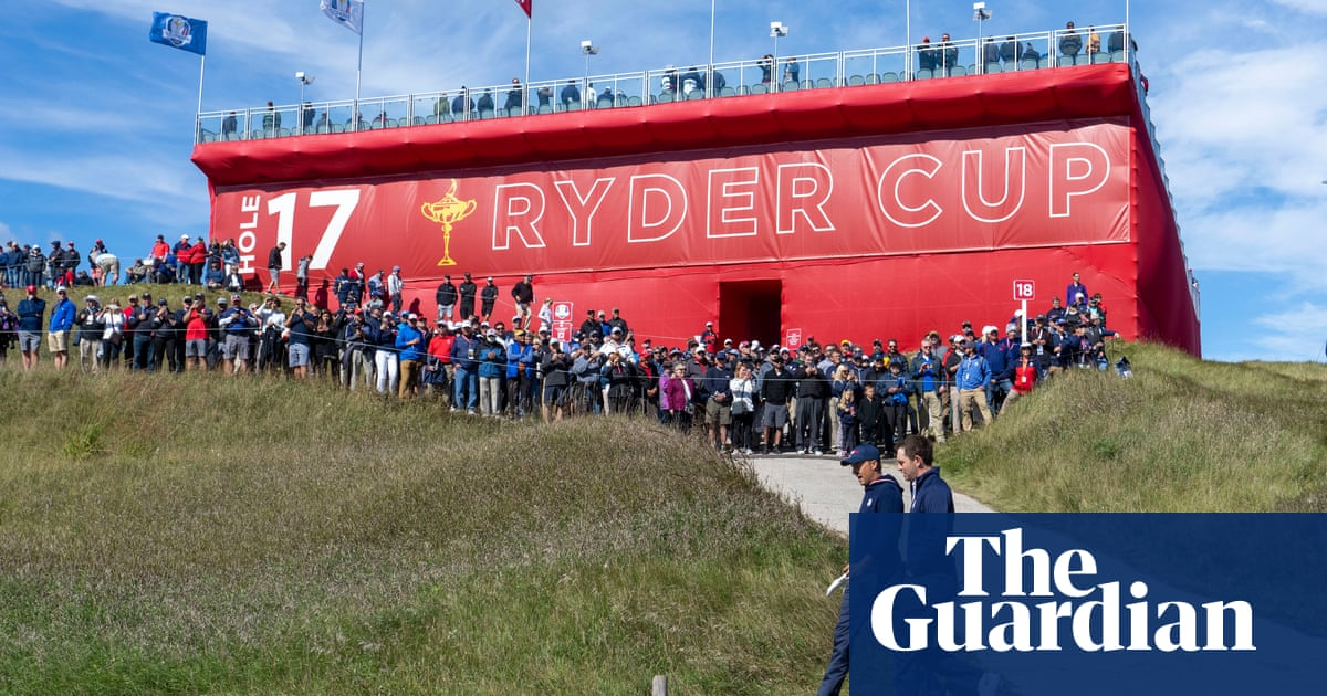 Ryder Cup: the format, course and omens at Whistling Straits