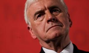 Labour's John McDonnell