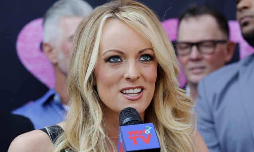 Stormy Daniels claims to have had an affair with Donald Trump from 2006 until 2007