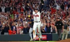 Braves and Astros advance in MLB playoffs as Giants-Dodgers heads for decider thumbnail