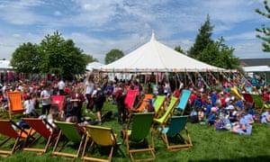 Hay Festival Programme for Schools 2019