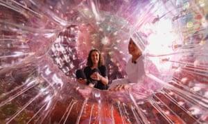Home Economics, the UK pavilion of the Venice Architecture Biennale.